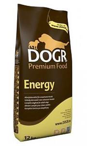 DOGR Energy premium hondenvoeding