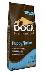 DOGR Junior premium hondenvoeding